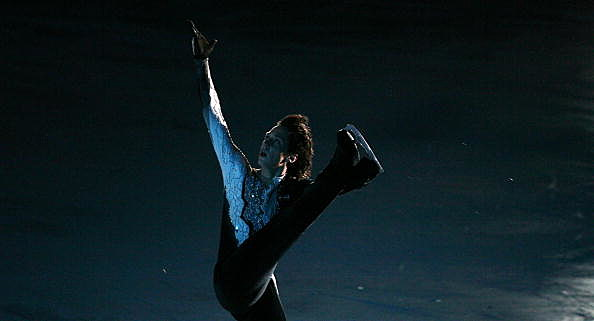 "Johnny Weir ""Ice Dreams"""