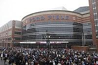 Ford Field, Detroit