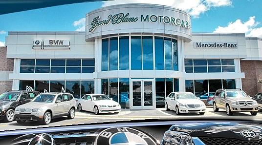 Grand Blanc Motor Cars