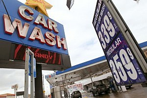 U.S. Gas Prices Rise To $3.13 A Gallon