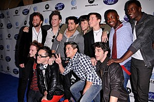American Idol, Top 12 Guys