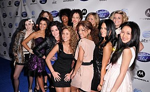 American Idol - Top 12 Girls