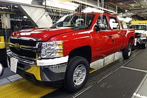 GM Assembly Plant, Flint, Mich
