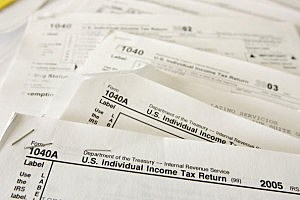 it's tax time!  Oh goody!