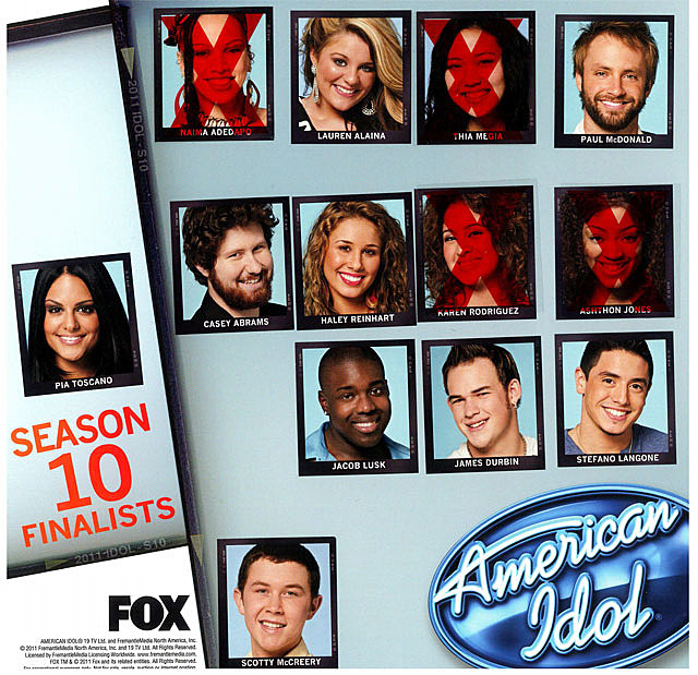 American Idol Results Show!