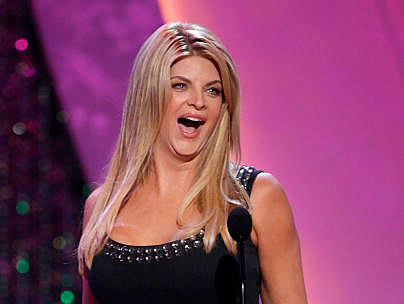 Kirstie Alley Nails Dancing With The Stars