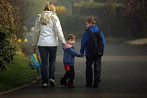 walk 30 minutes a day for greater health