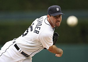 Verlander throwing smoke!