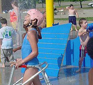 Bluebell Beach and Splash Pad