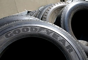dispose of your old tires and household waste!