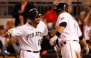 Pittsburgh Pirates happy-Tigers sad