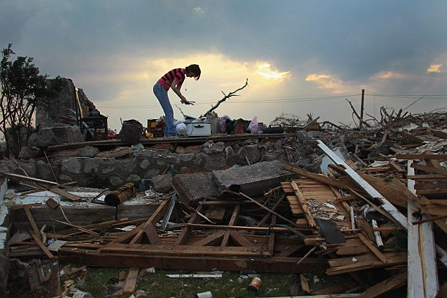 Joplin, Missouri Reels After F5 Tornado Devastates Town, Kills Over 130