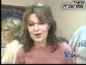 Sarah Palin the History Expert