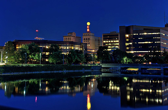 Downtown Flint