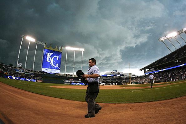 Detroit Tigers v Kansas City Royals