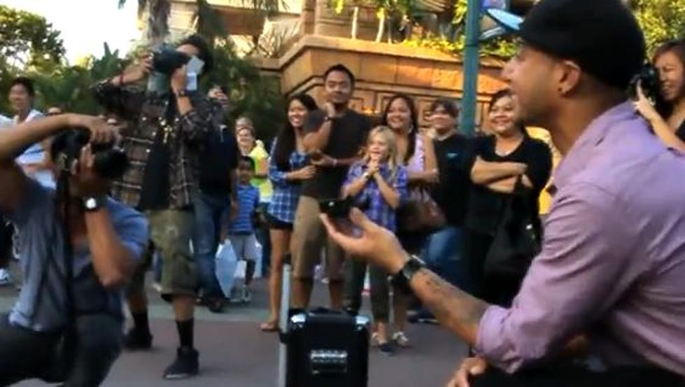 Another Awesome Marriage Proposal Man Uses Flash Mob To Pop The