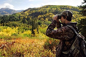scouting for that big buck