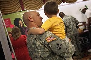 Job Fair Held For Military Veterans