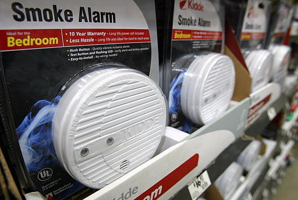 smoke alarms can save your life in a fire.