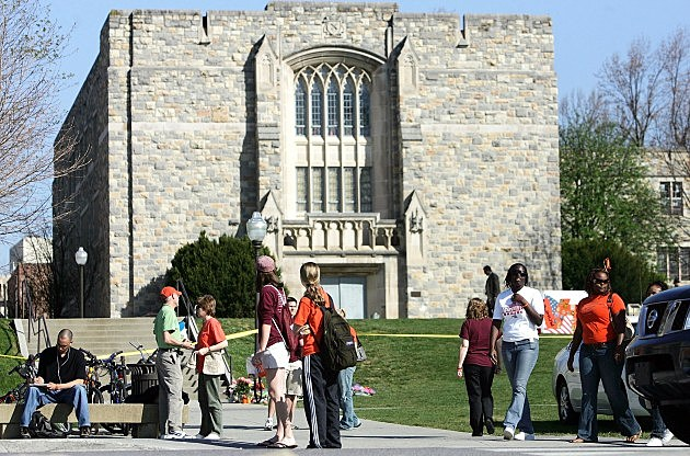 Classes Resume At Virginia Tech After Shooting Tragedy