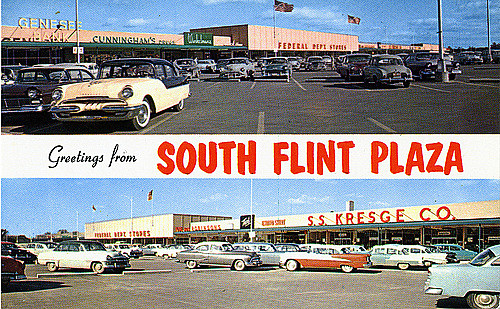 The South Flint Plaza