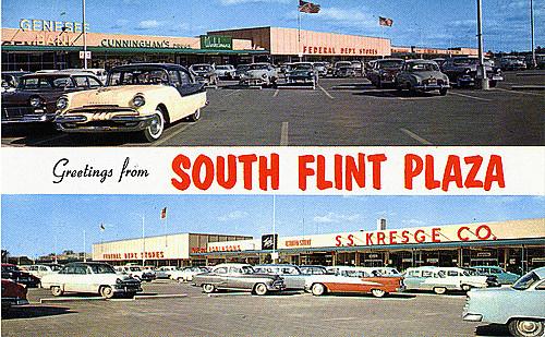 The South Flint Plaza