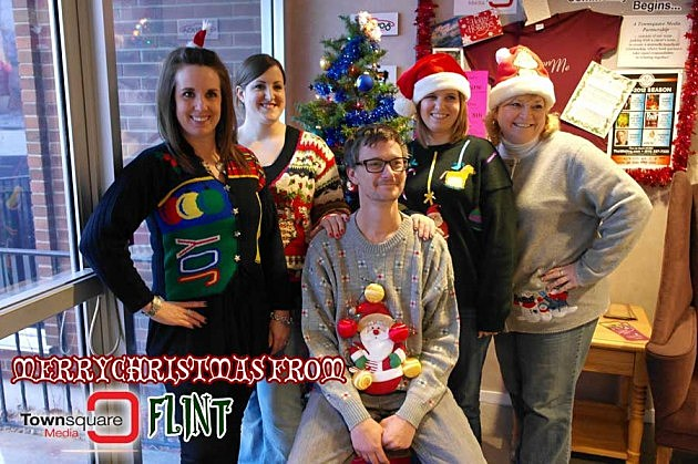 Merry Christmas from Townsquare Media Flint