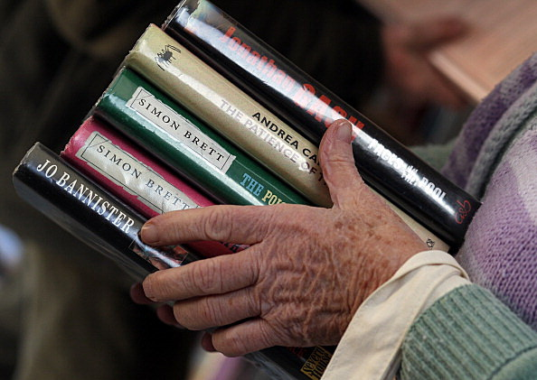 libraries need your gently used books