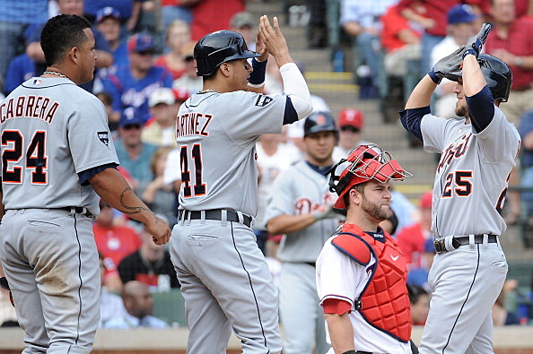 Detroit Tigers v Texas Rangers - Game Two