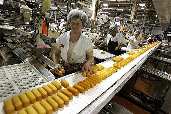 Hostess Twinkies Celebrate 75th Anniversary