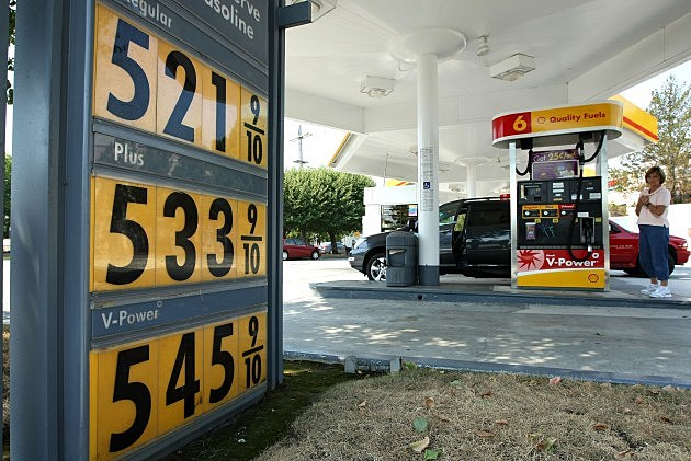 Gas prices are on the rise again in Flint