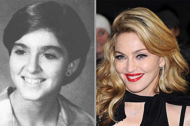 It's Madonna