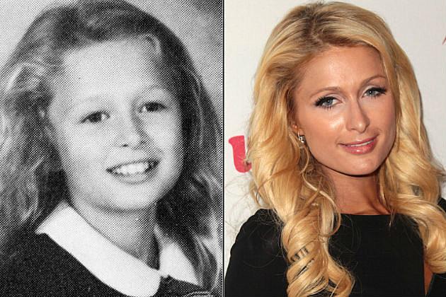 It's Paris Hilton