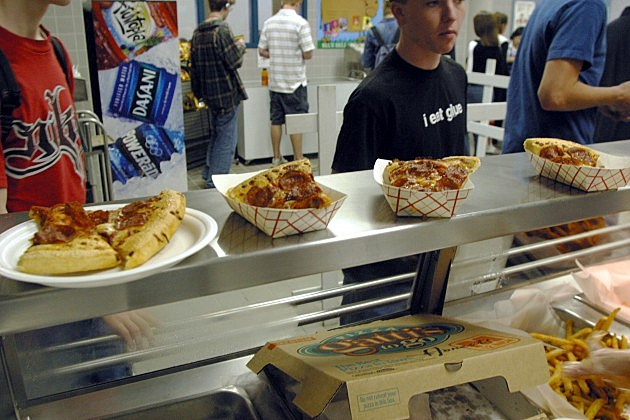 Fatty Foods Under Attack In Texas Schools