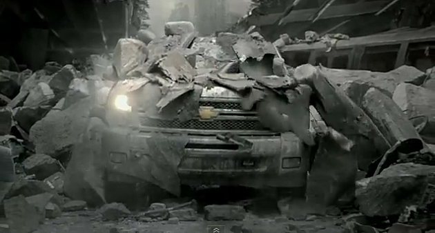 Chevy Silverado _2012_ | Super Bowl XLVI Ads