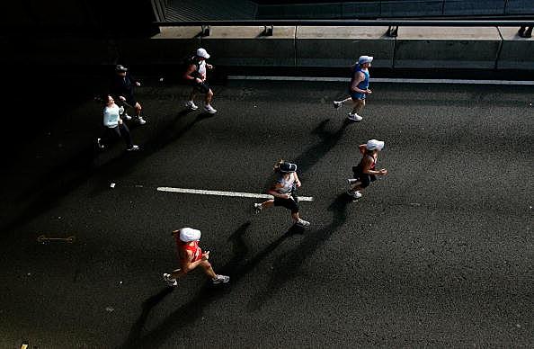 run/walk for free clinic