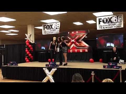 Vocal Group Stage takes the prize in Fox 66's X-Factor Audition at Courtland Center