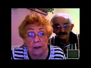 Grandparents offer awkward tips for a happy marriage