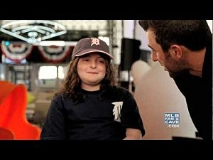 Detroit Tigers' Justin Verlander surprises fan