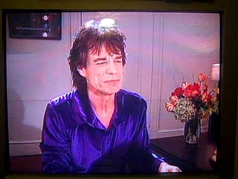 Mick Jagger on SNL