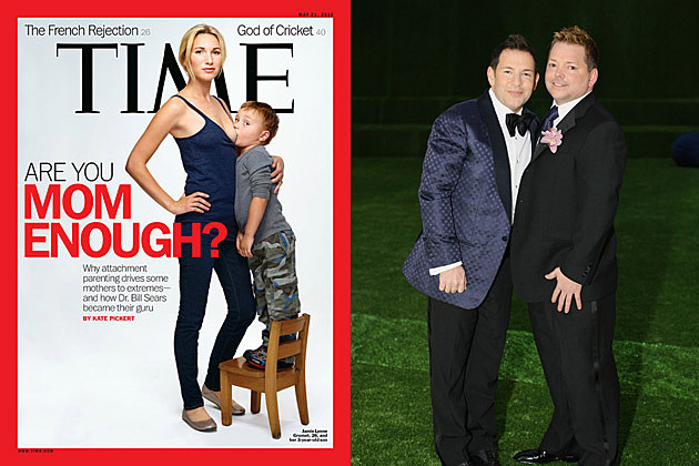 Time Magazine Cover and Gay Marriage