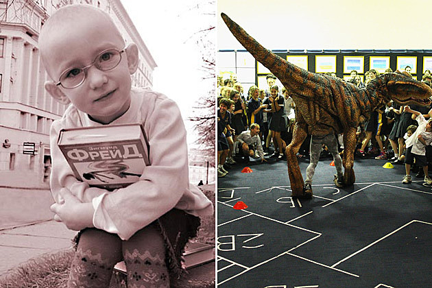 Kids in Mensa and Dinosaur Gas