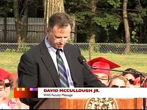 You're Not Special - Graduation Speech delivered near Boston