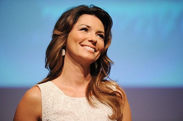 Shania Twain Announces 2012 Caesars Palace Las Vegas Run