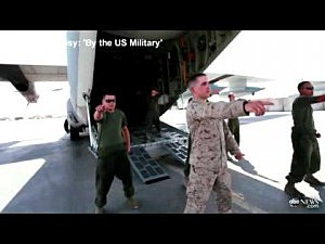 US Marines perform Call Me Maybe