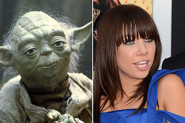 Star Wars Covers Carly Rae Jespen