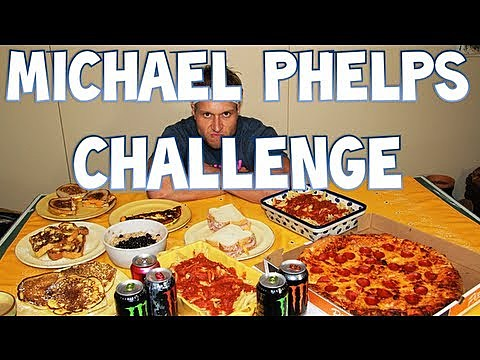 Michael Phelps challenge