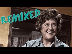 Julia Child Remixed, Auto Tuned