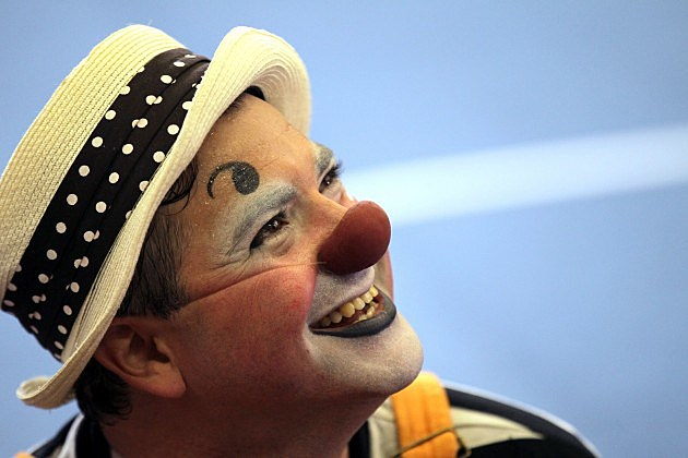 Circus Holds Auditions For Those Seeking To Become Clowns