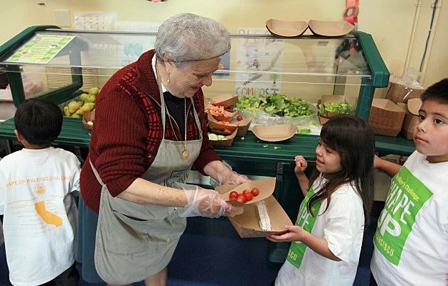 have a salad kid!